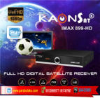 Receiver Kaonsat Imax KS899 HD