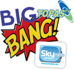 Receiver Topas TV Promo BIG BANG