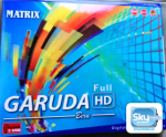 Matrix Garuda HD Biru