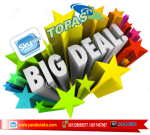 Receiver Topas TV Promo Big Deal