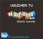Voucher Matrix Garuda