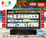 Receiver Topas TV Promo All Channel 1 Tahun