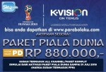 Voucher TV LIVE Piala Dunia 2018