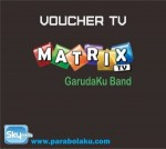 Voucher GarudaKu Band