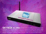 Receiver Skybox A1 Pro Combo