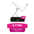 Receiver KVision – Cartenz HD