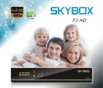 Receiver Skybox F1 HD – FTA