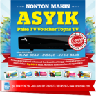 Receiver Topas TV – hak milik