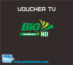Voucher Big TV HD