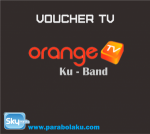 Voucher Orange TV KuBand