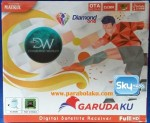 Receiver Garuda Orange